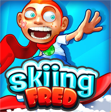Skiing Fred на android