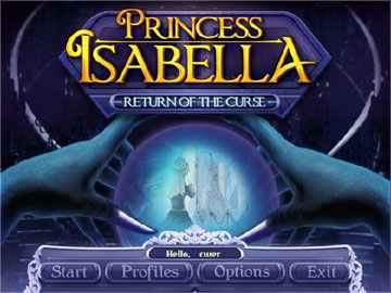 Принцесса Изабелла 2