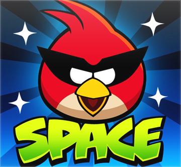 Angry Birds в космосе на android