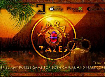 Scarab Tales на android