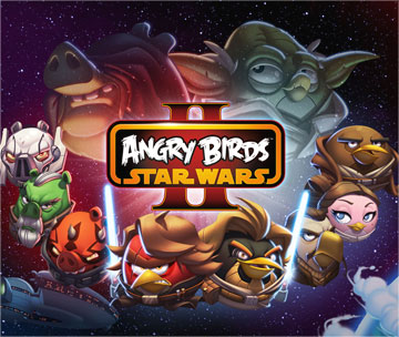 Angry Birds Star wars 2 на android