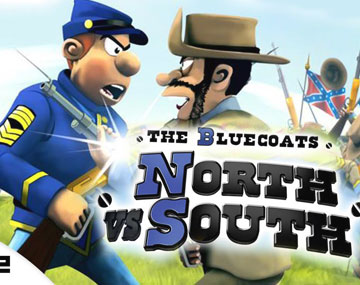 скачать The Bluecoats: North vs South на android