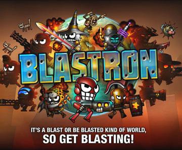 Blastron на android