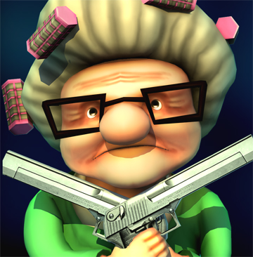 Gangster Granny на android