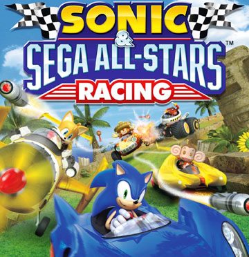 Sonic & SEGA All-Stars Racing на android