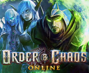 Order & Chaos Онлайн на android