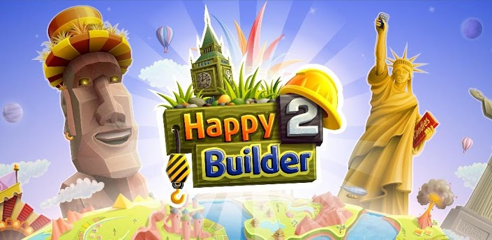 скачать Happy Builder 2 на android