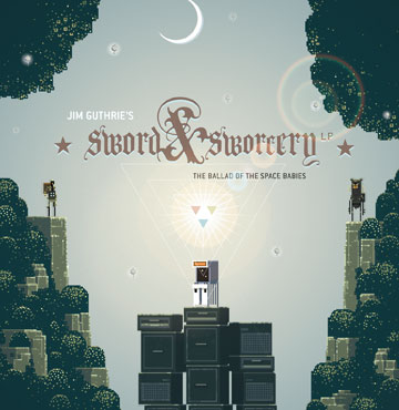 Superbrothers Sword & Sworcery на android