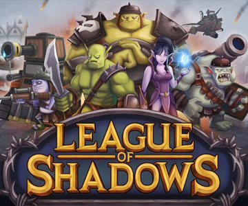 Clans Clash: League of Shadows на android