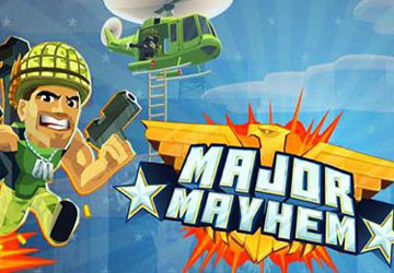 Major Mayhem на android