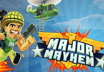 Major Mayhem на android