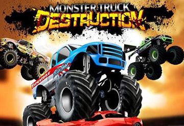 Monster Truck Destruction