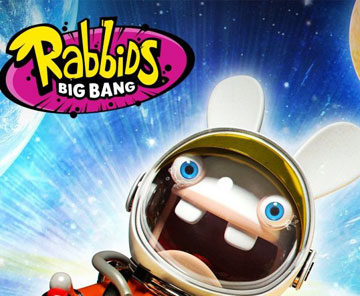 Rabbids Big Bang на android