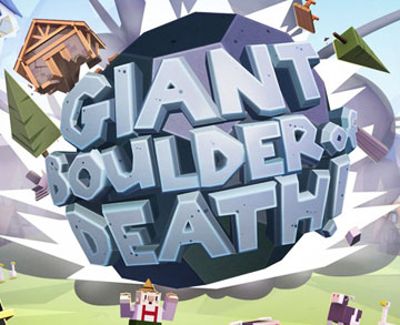 Giant Boulder of Death на android
