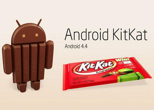 скачать Новые возможности ОС Android 4.4 на android