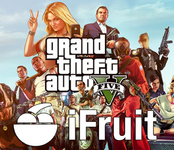 скачать GTA 5 iFruit на android
