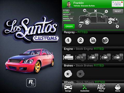 GTA 5 iFruit