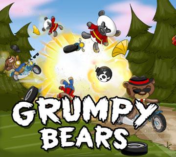 скачать Grumpy Bears на android