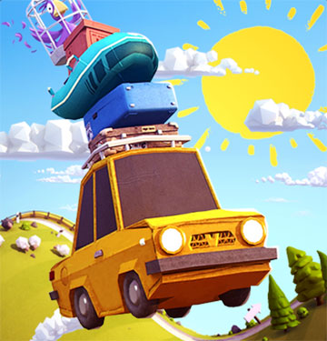 Sunny Hillride на android