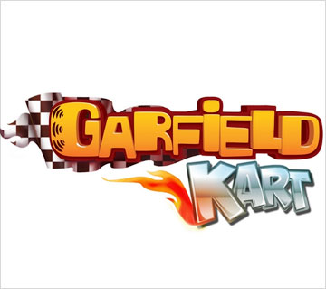Garfield Kart на android
