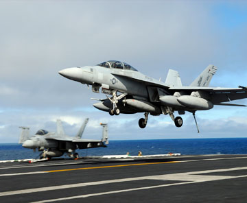 F18 Carrier Landing на android