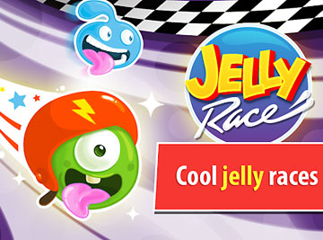 скачать Jelly Racing на android