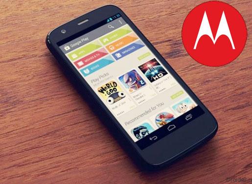 скачать Новый доступный смартфон от Motorola на android