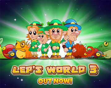 Lep's World 3 на android