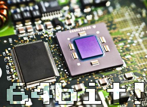 скачать Настает эра 64-х битных процессоров! на android