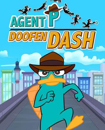 Agent P DoofenDash на android