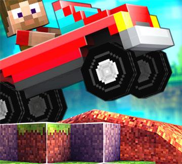 Blocky Roads на android