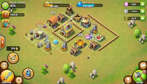 Битвы замков