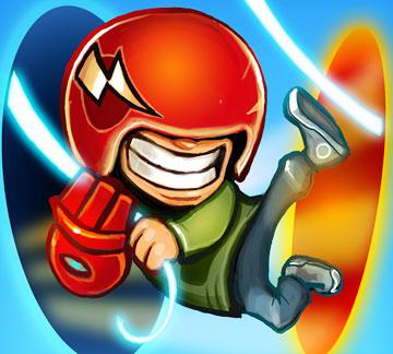 скачать Rock Runners на android