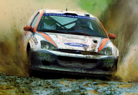 Colin McRae Rally появится на Android