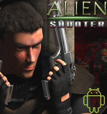 Alien Shooter на android
