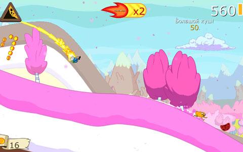 скачать игру Ski Safari время приключений - фото 4