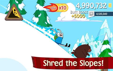 Ski Safari: Время приключений