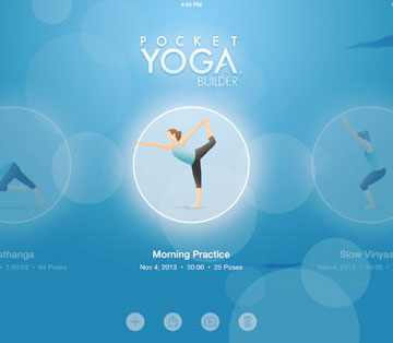 Pocket Yoga на android