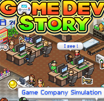 Game Dev Story на android