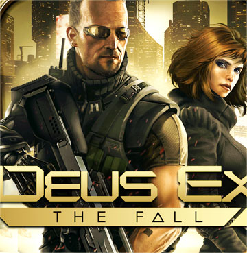 скачать Deus Ex: The Fall на android