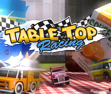 скачать Table Top Racing на android