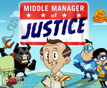 скачать Middle Manager of Justice на android