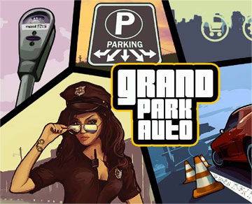 скачать Grand Park Auto на android