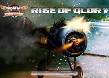 скачать Sky Gamblers: Rise of Glory на android