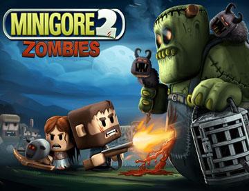 Minigore 2: Zombies на android