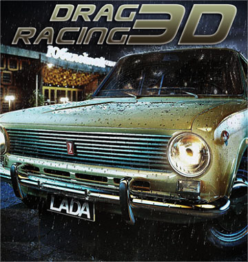 Drag Racing 3D на android