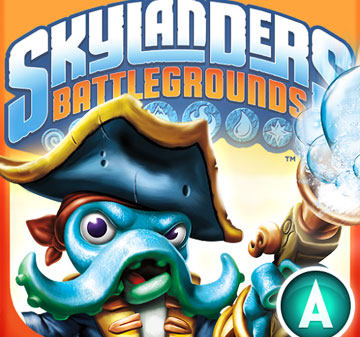 Skylanders Battlegrounds на android