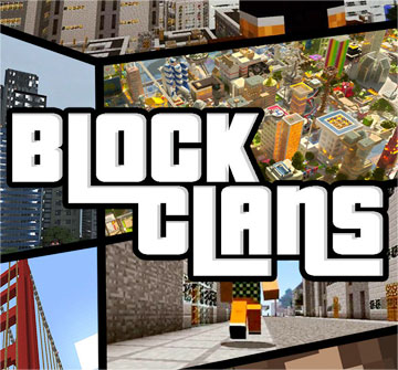 скачать Block Clans - Pixel World Gun на android