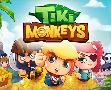 скачать Tiki Monkeys на android
