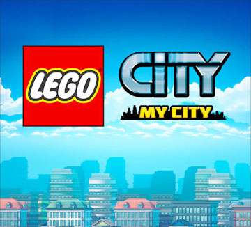 скачать LEGO City My City на android